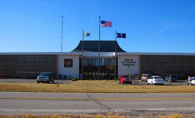 office location, Wayne Township Fire Department Headquarters
